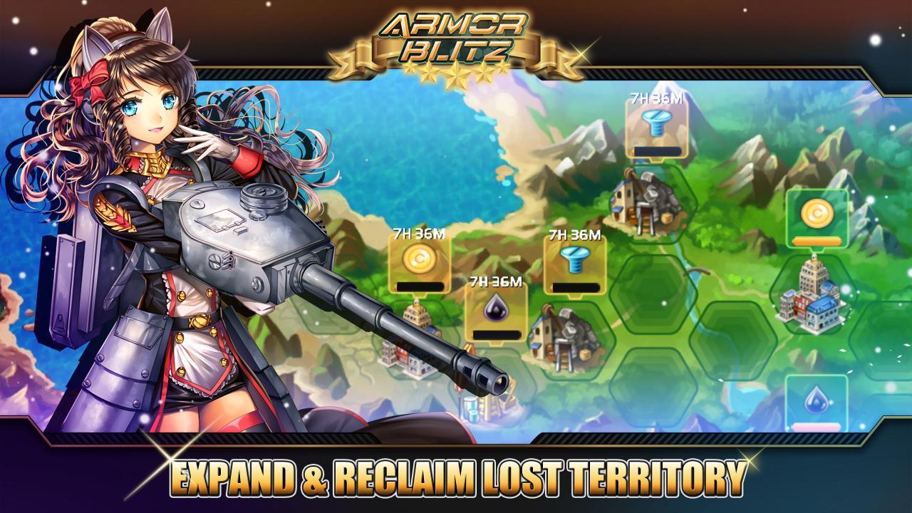 androidアプリ Armor Blitz攻略スクリーンショット8