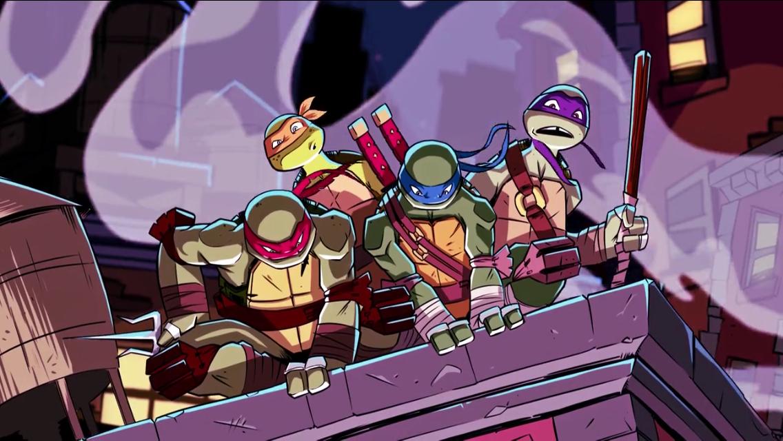 androidアプリ Ninja Turtles: Legends攻略スクリーンショット1