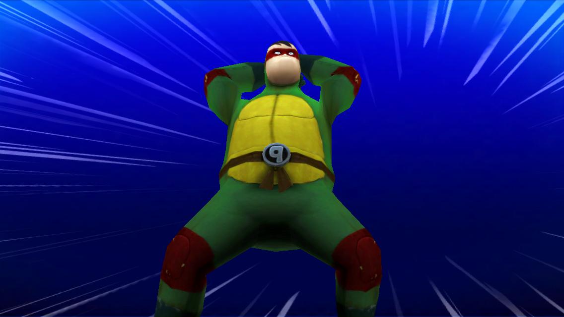 androidアプリ Ninja Turtles: Legends攻略スクリーンショット8