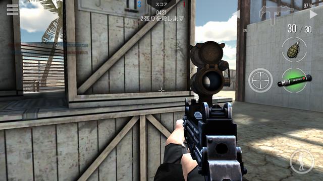Modern Strike Online androidアプリスクリーンショット3