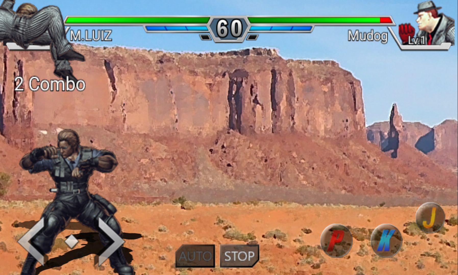 インフィニティファイター(Infinite Fighter) androidアプリスクリーンショット3