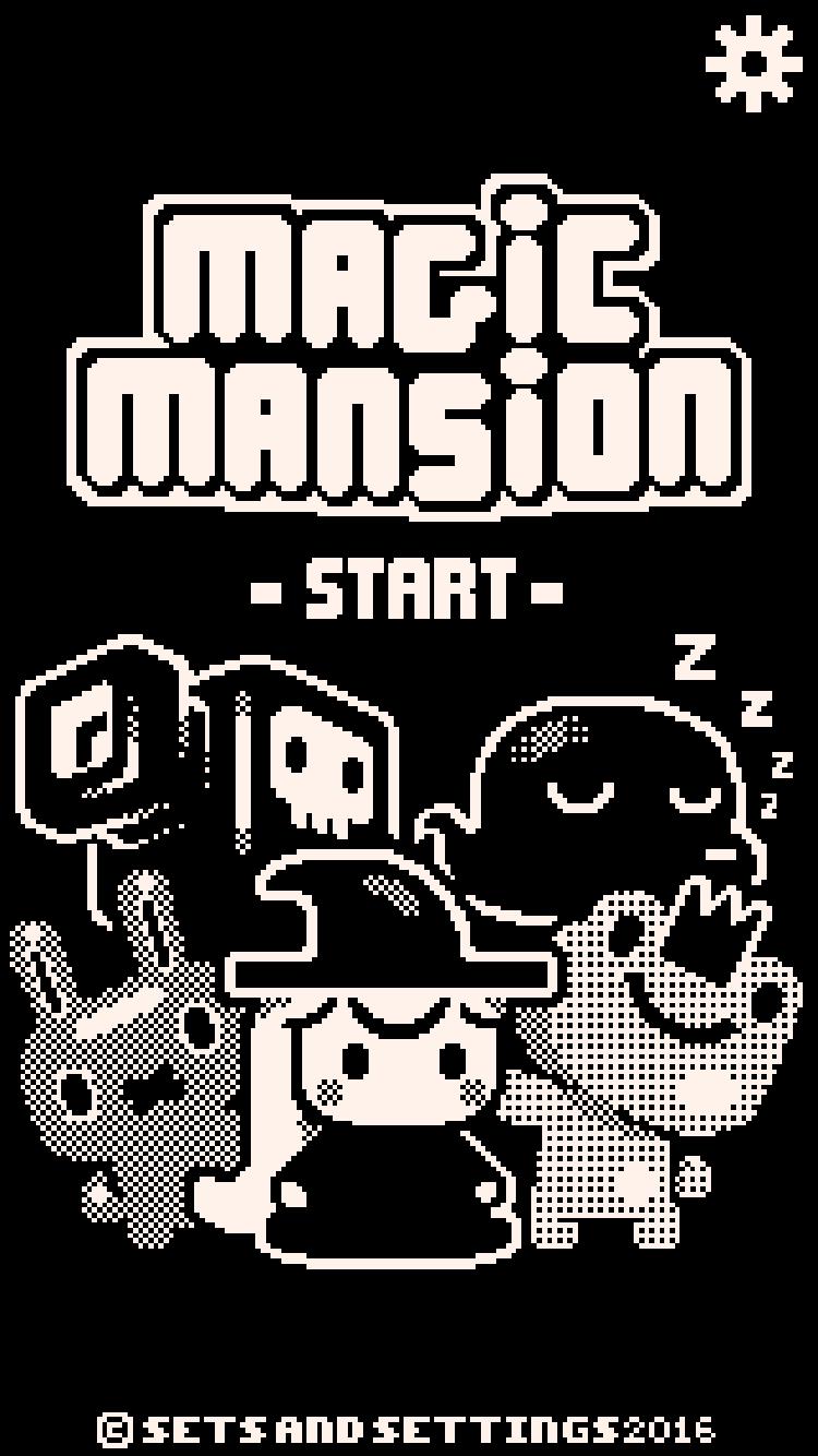 androidアプリ Magic Mansion攻略スクリーンショット1