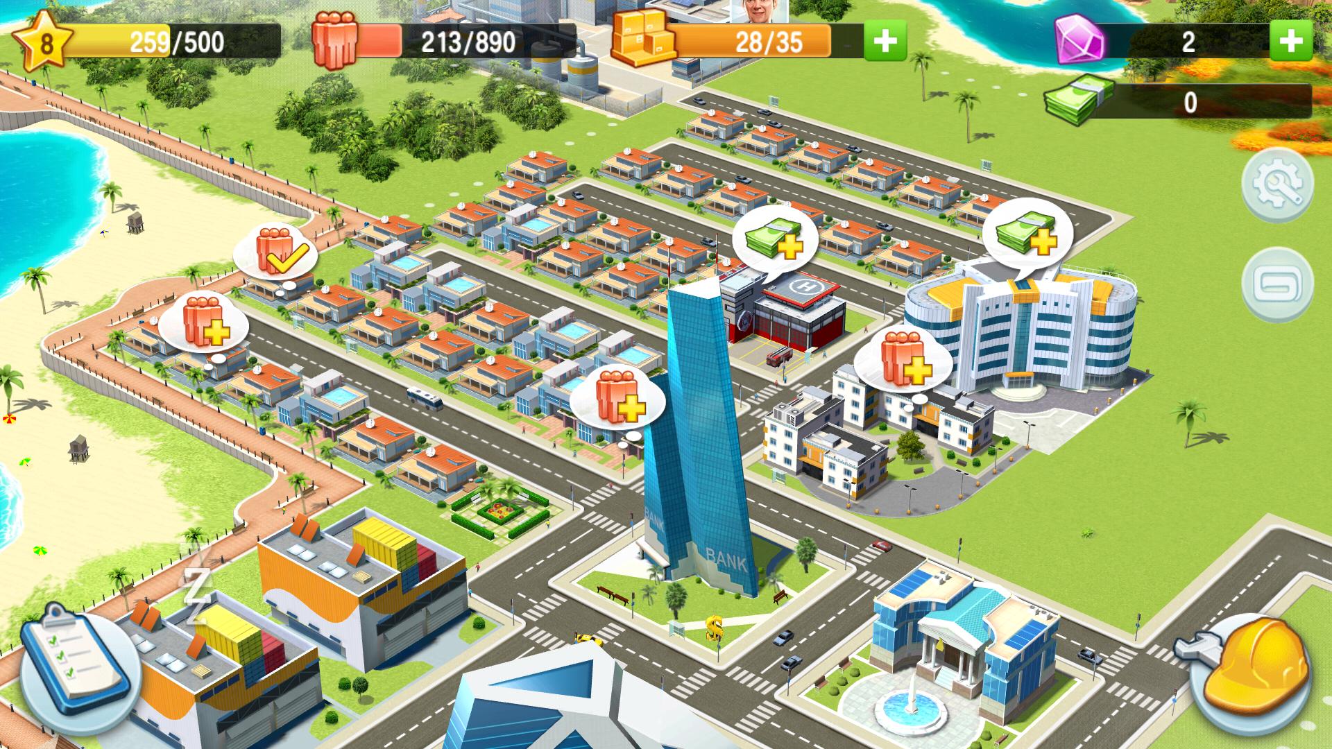 androidアプリ Little Big City 2攻略スクリーンショット5