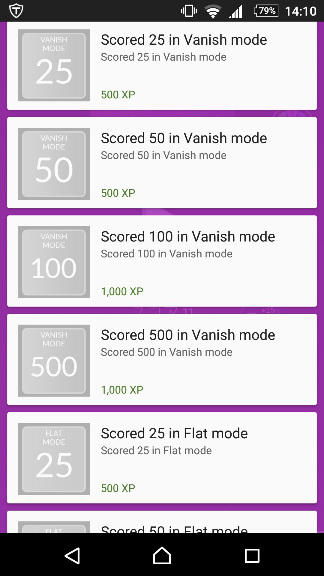 androidアプリ Dropple攻略スクリーンショット6