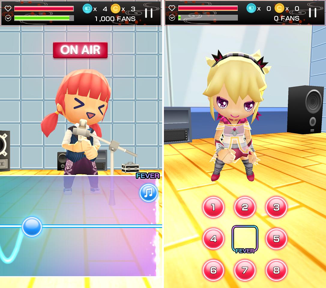和楽器バンド シェイク・ミュージックロード androidアプリスクリーンショット1