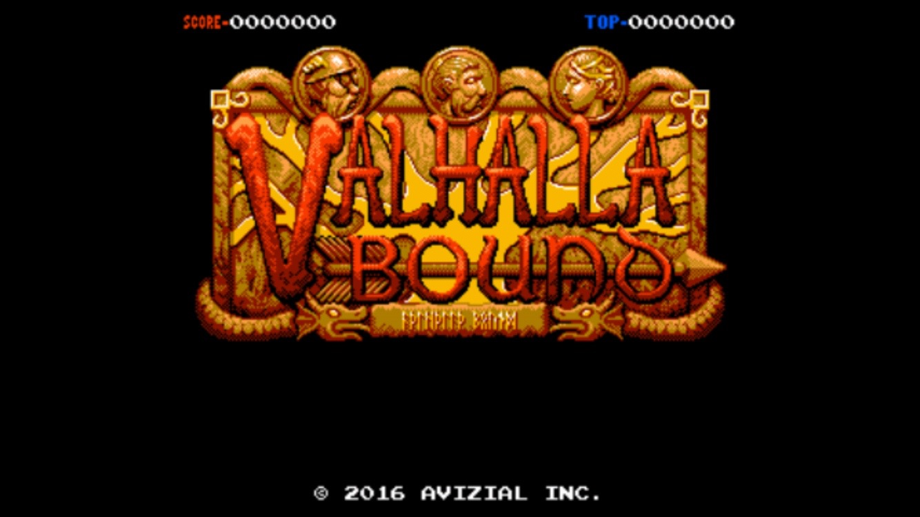 androidアプリ Valhalla Bound攻略スクリーンショット1