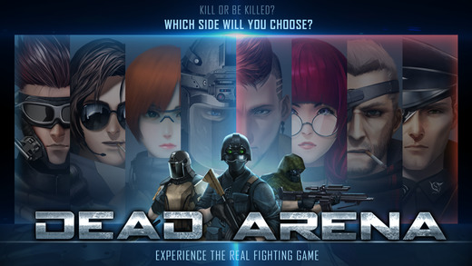 androidアプリ Dead Arena: Strike Sniper攻略スクリーンショット1