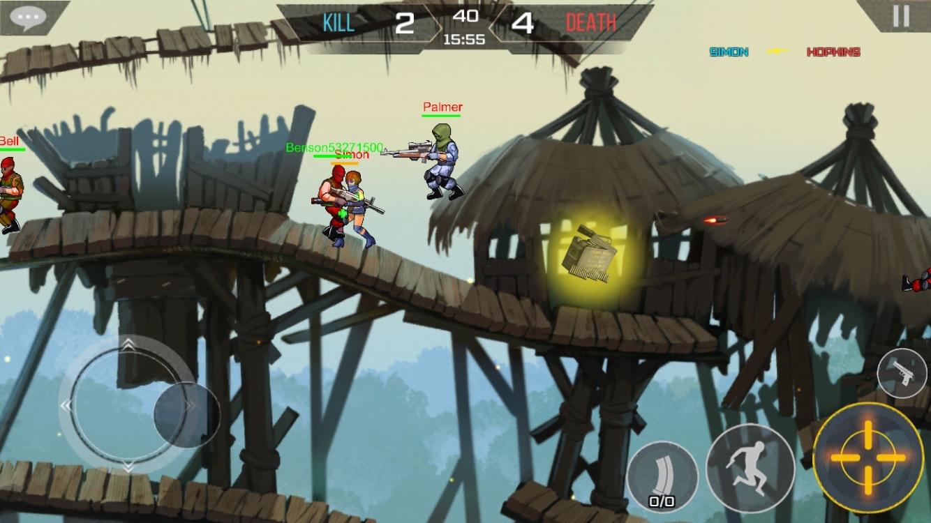 Dead Arena: Strike Sniper androidアプリスクリーンショット1