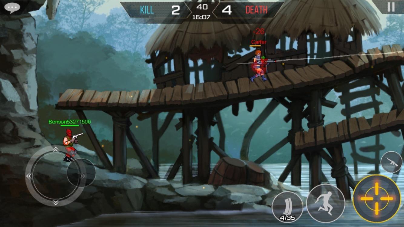 Dead Arena: Strike Sniper androidアプリスクリーンショット3