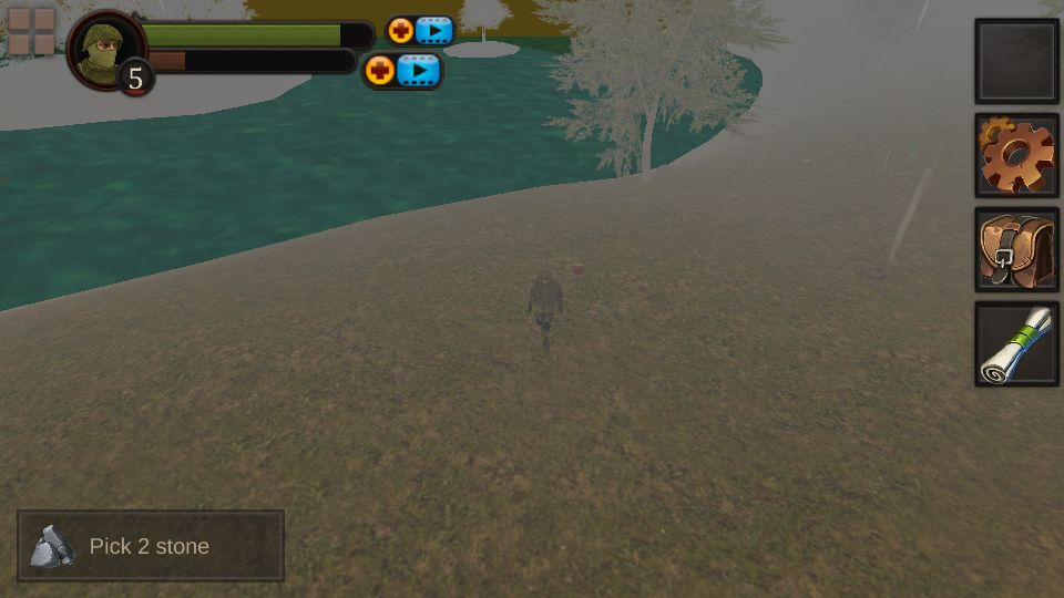 Survival Island R androidアプリスクリーンショット2