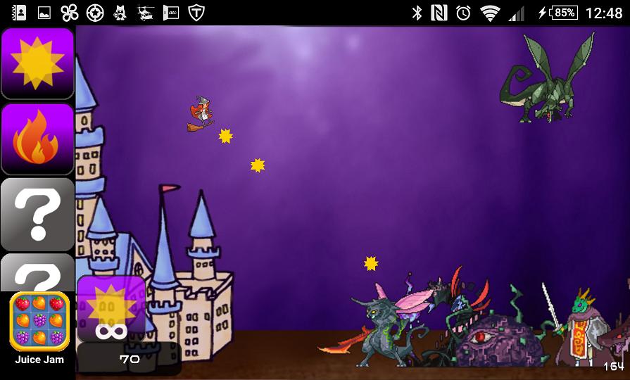 androidアプリ 魔界に侵蝕された都市攻略スクリーンショット7