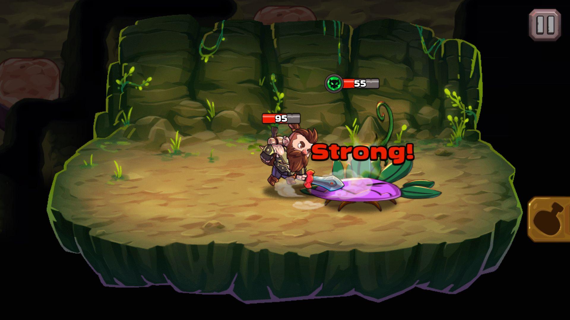androidアプリ マインクエスト2(Mine Quest 2)攻略スクリーンショット4