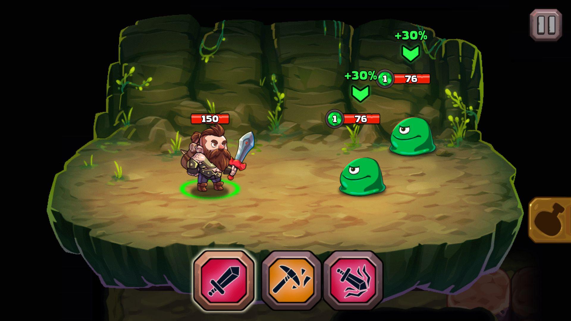 マインクエスト2(Mine Quest 2) androidアプリスクリーンショット1