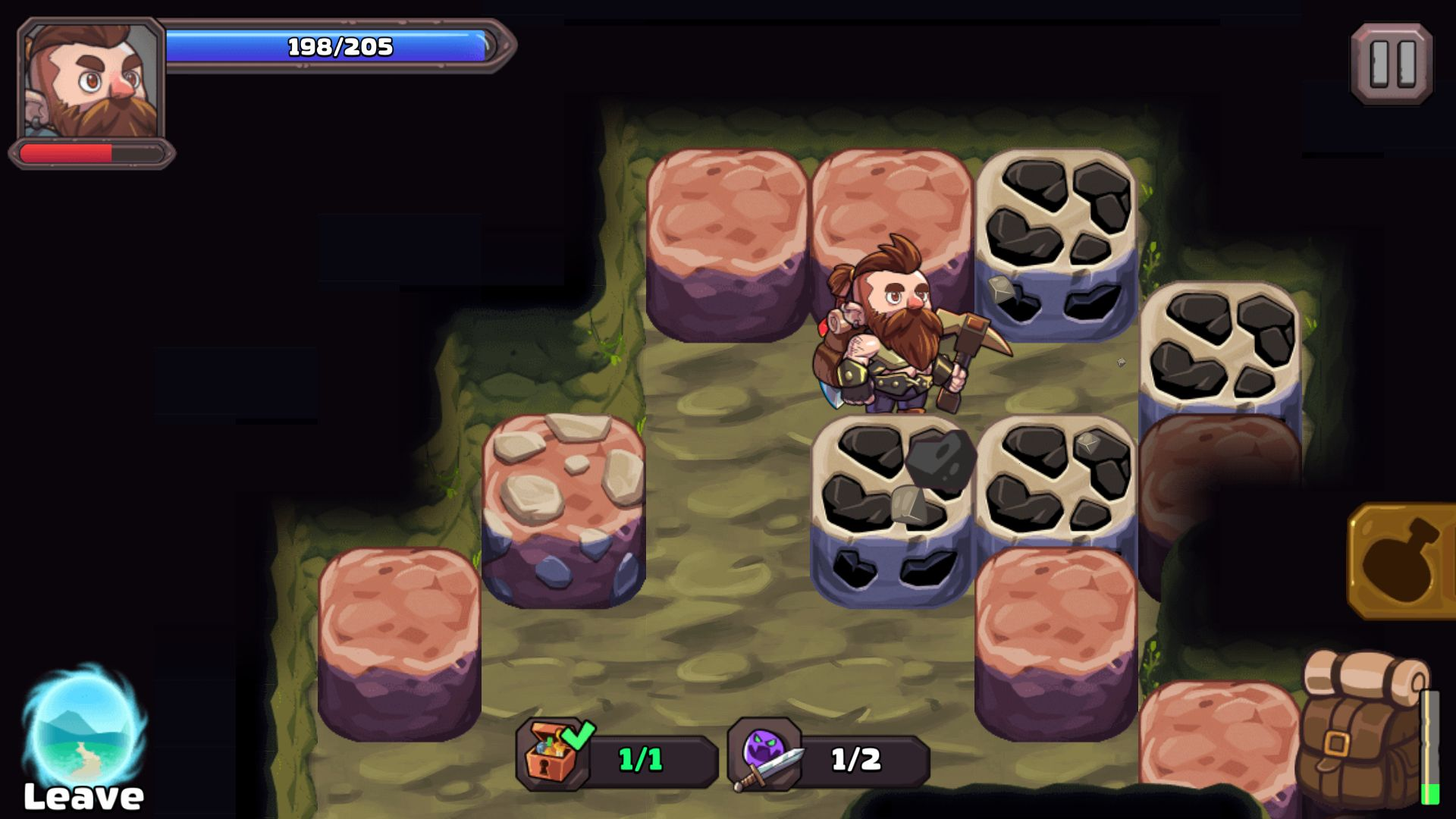 マインクエスト2(Mine Quest 2) androidアプリスクリーンショット2