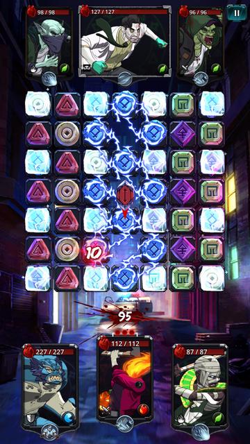 シャドー・ウォーズ androidアプリスクリーンショット3