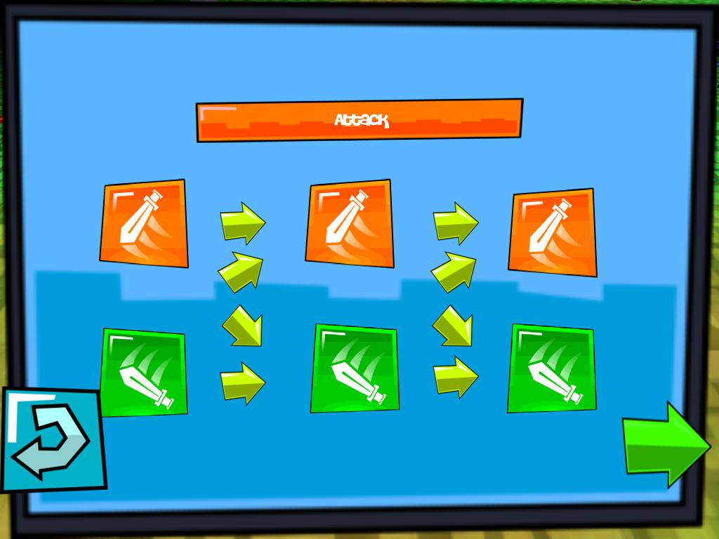androidアプリ Box Warrior(ボックスの戦士)攻略スクリーンショット3