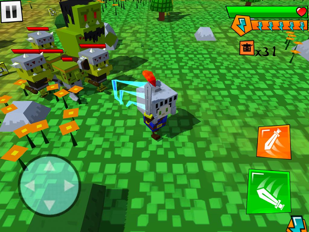 androidアプリ Box Warrior(ボックスの戦士)攻略スクリーンショット6