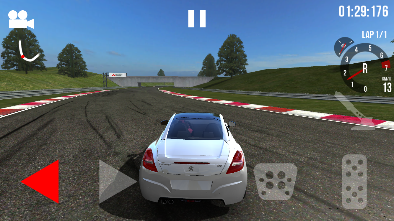 androidアプリ Assoluto Racing攻略スクリーンショット3