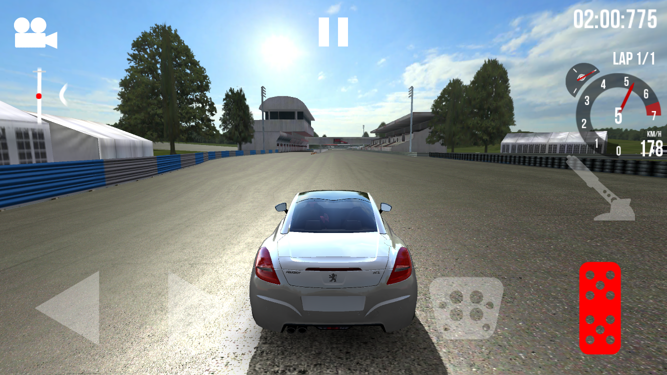 Assoluto Racing androidアプリスクリーンショット1