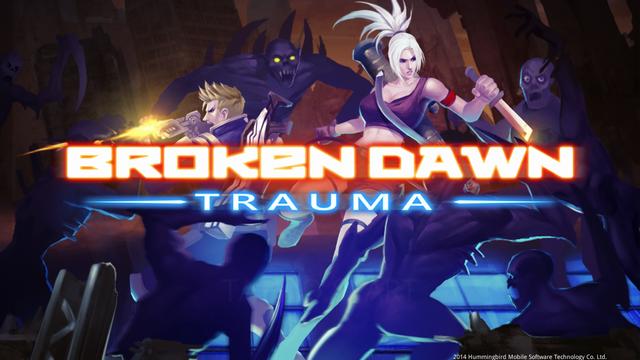 androidアプリ Broken Dawn:Trauma攻略スクリーンショット1
