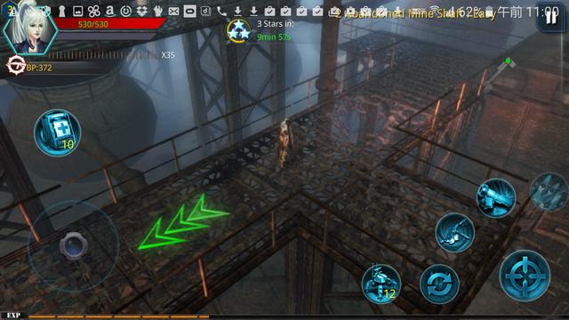 androidアプリ Broken Dawn:Trauma攻略スクリーンショット4