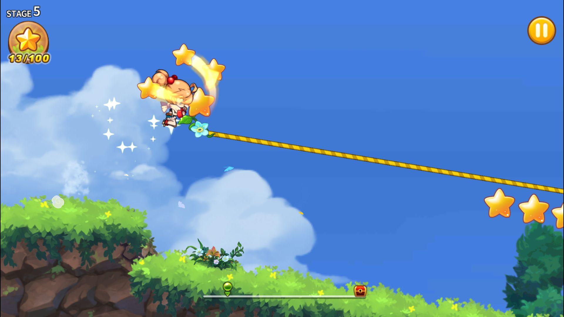 androidアプリ ウィンドランナーアドベンチャー(WIND runner adventure)攻略スクリーンショット3