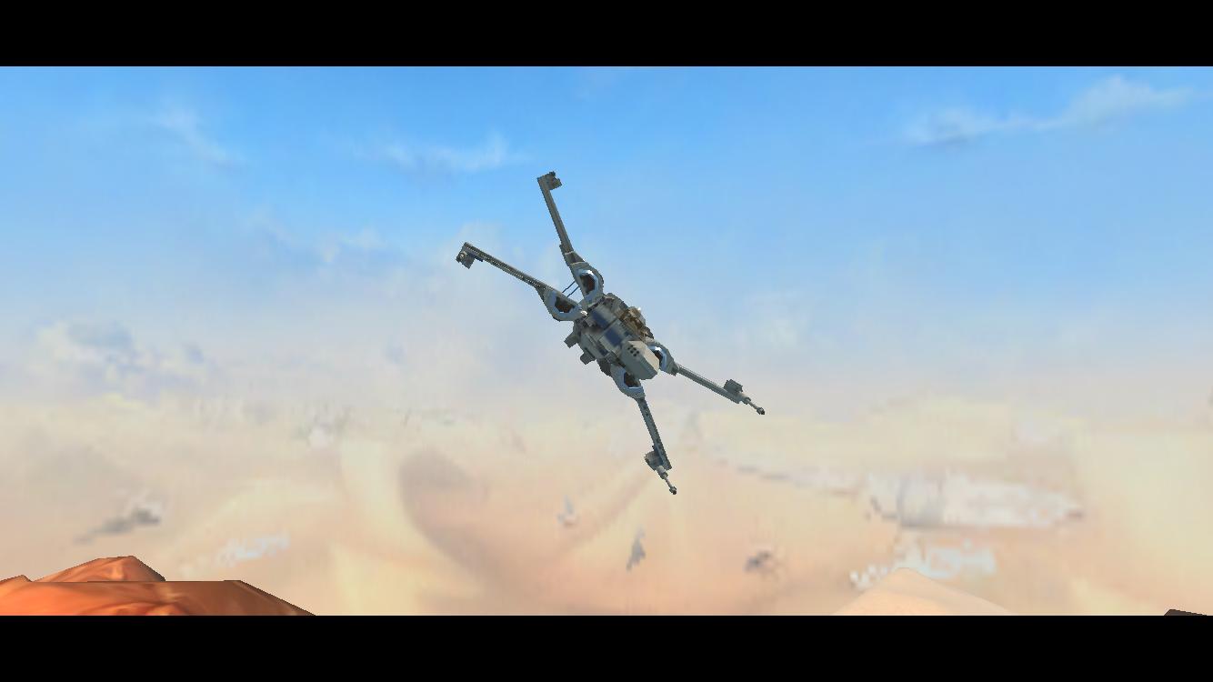 androidアプリ LEGO® Star Wars™: TFA(スター・ウォーズ フォースの覚醒)攻略スクリーンショット3