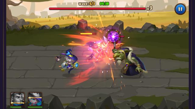 androidアプリ Avengers Battle:Hero Saga攻略スクリーンショット7