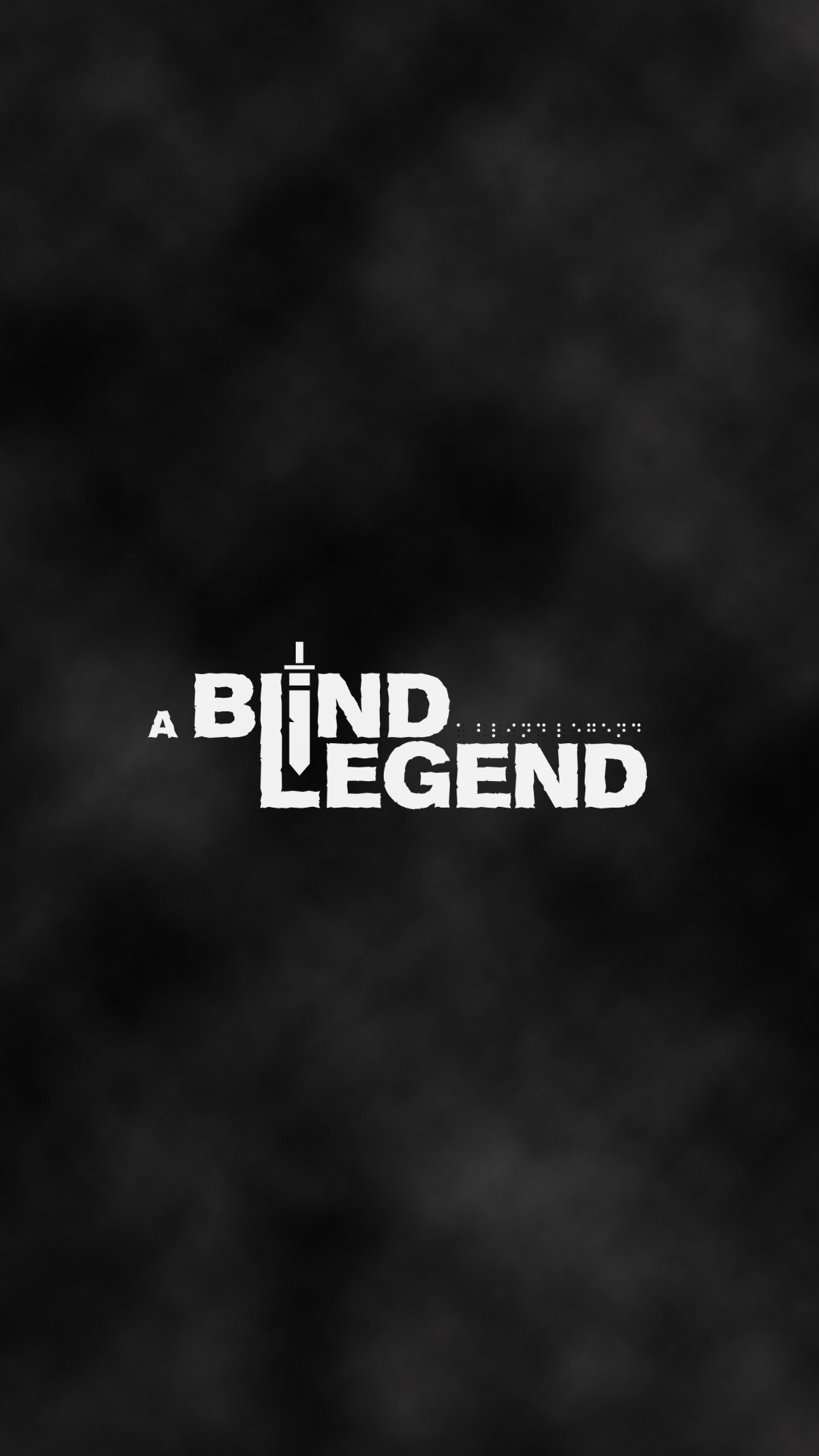 androidアプリ A Blind Legend【音だけRPG】攻略スクリーンショット1