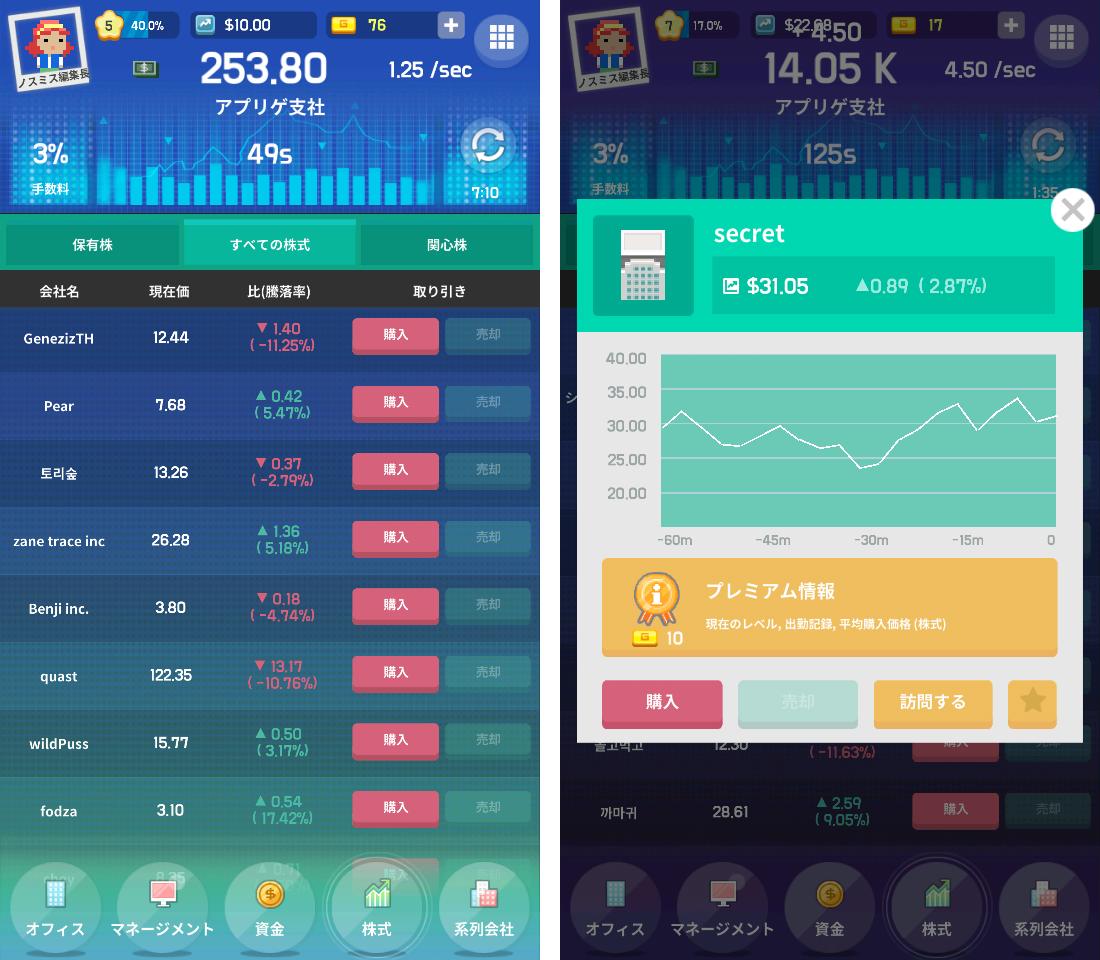 シリコンバレー : ビリオネラー androidアプリスクリーンショット2
