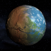 TerraGenesis: 宇宙探検と惑星テラフォーミングシミュレーター