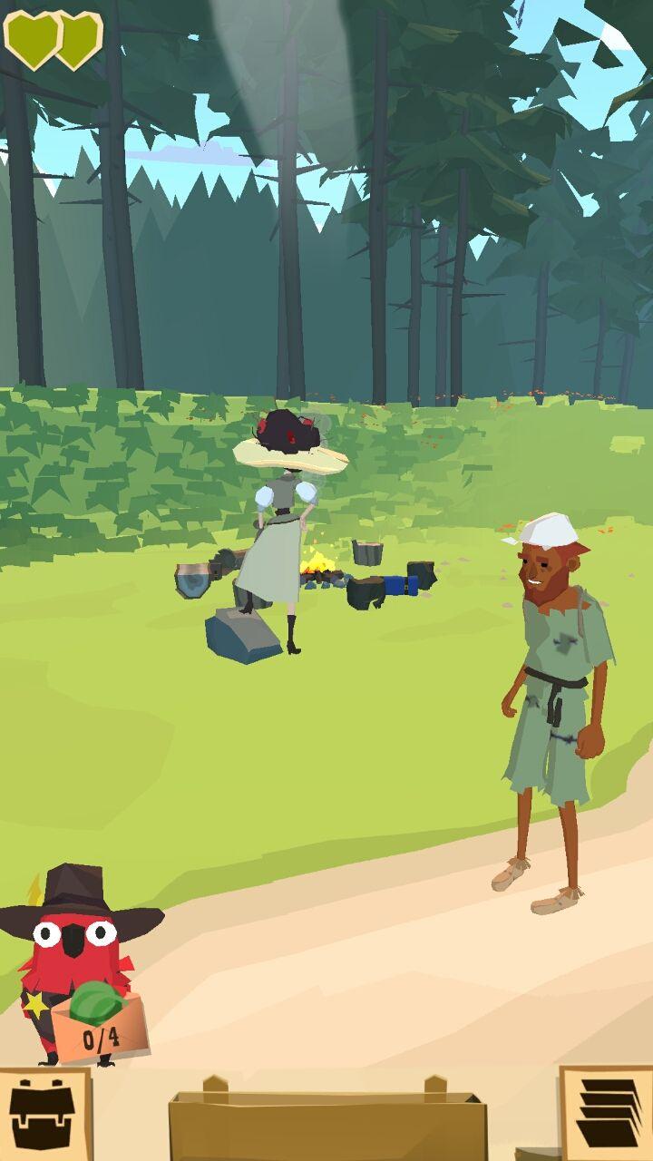 androidアプリ ザ トレイル(The Trail)攻略スクリーンショット3