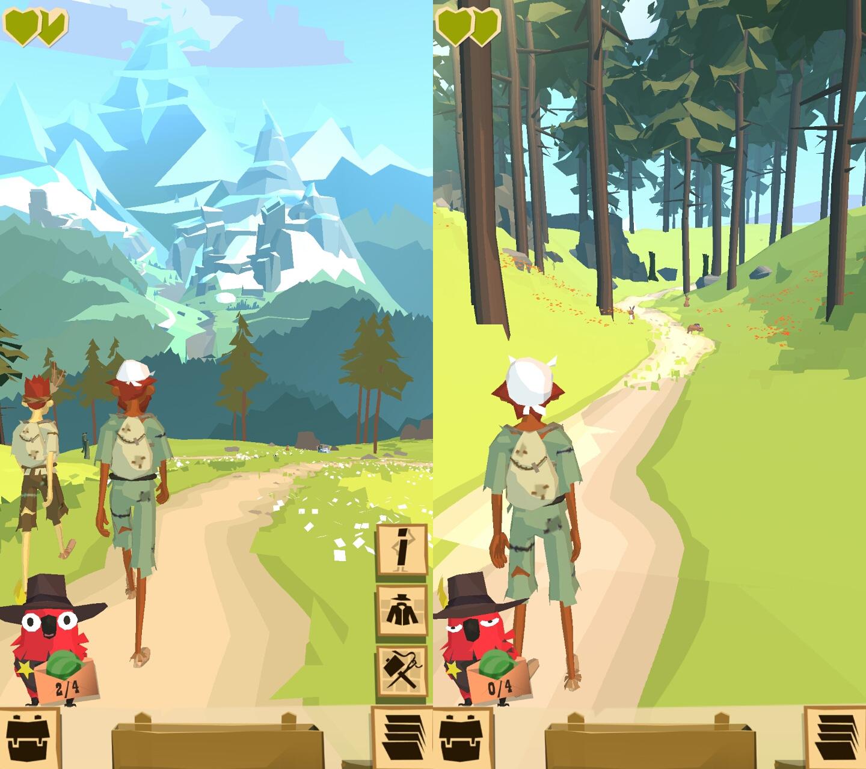 ザ トレイル(The Trail) androidアプリスクリーンショット1