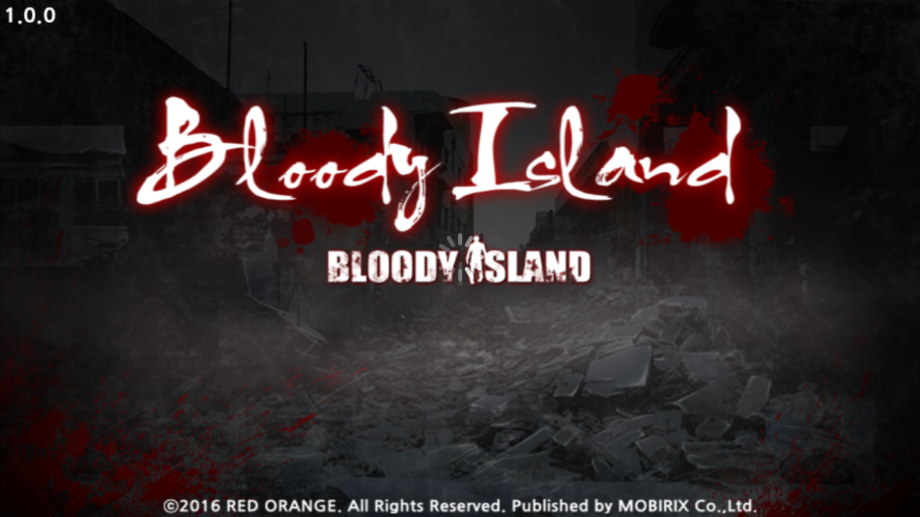 androidアプリ 血まみれの 島(Bloody Island)攻略スクリーンショット1