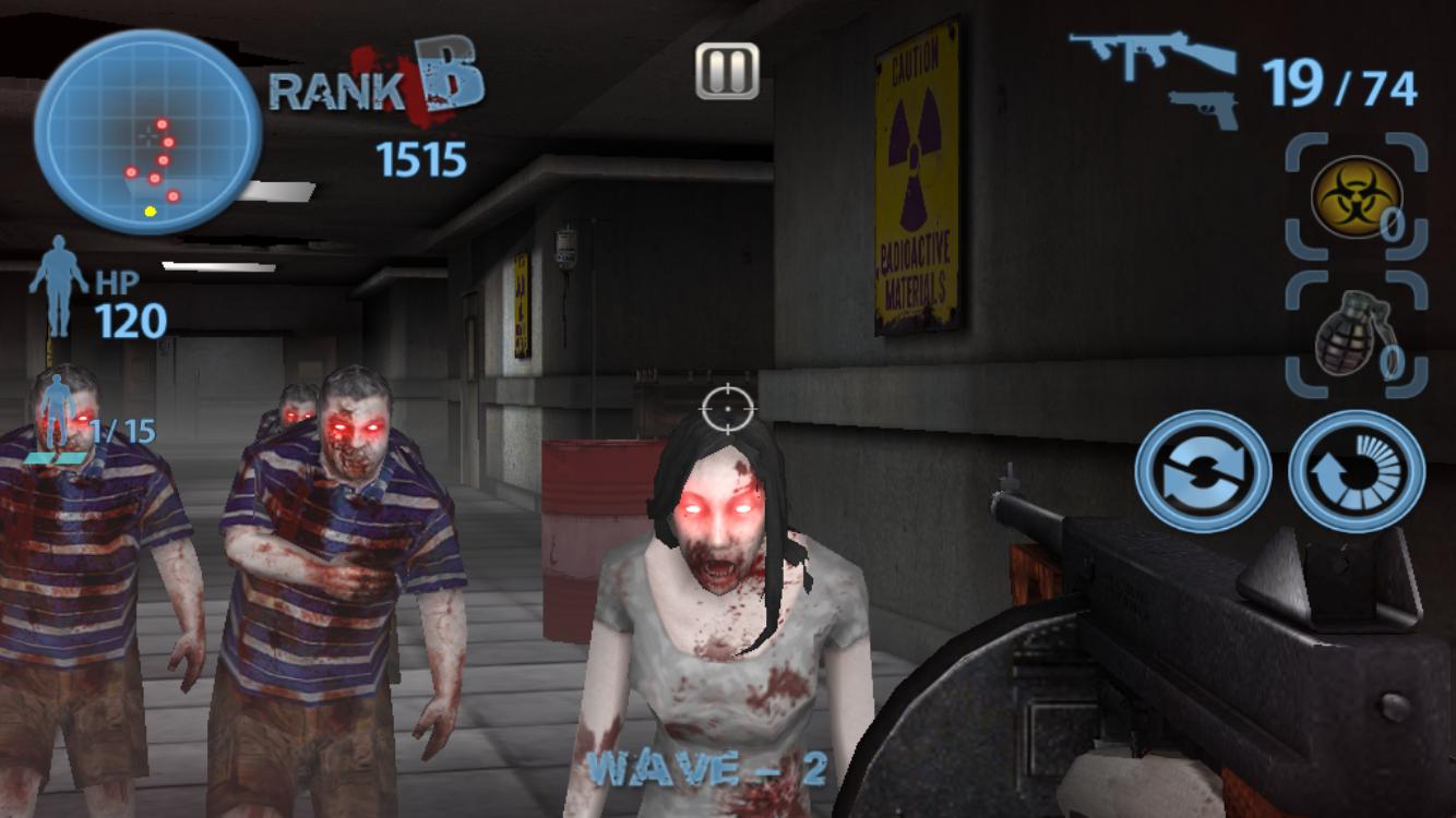 血まみれの 島(Bloody Island) androidアプリスクリーンショット1