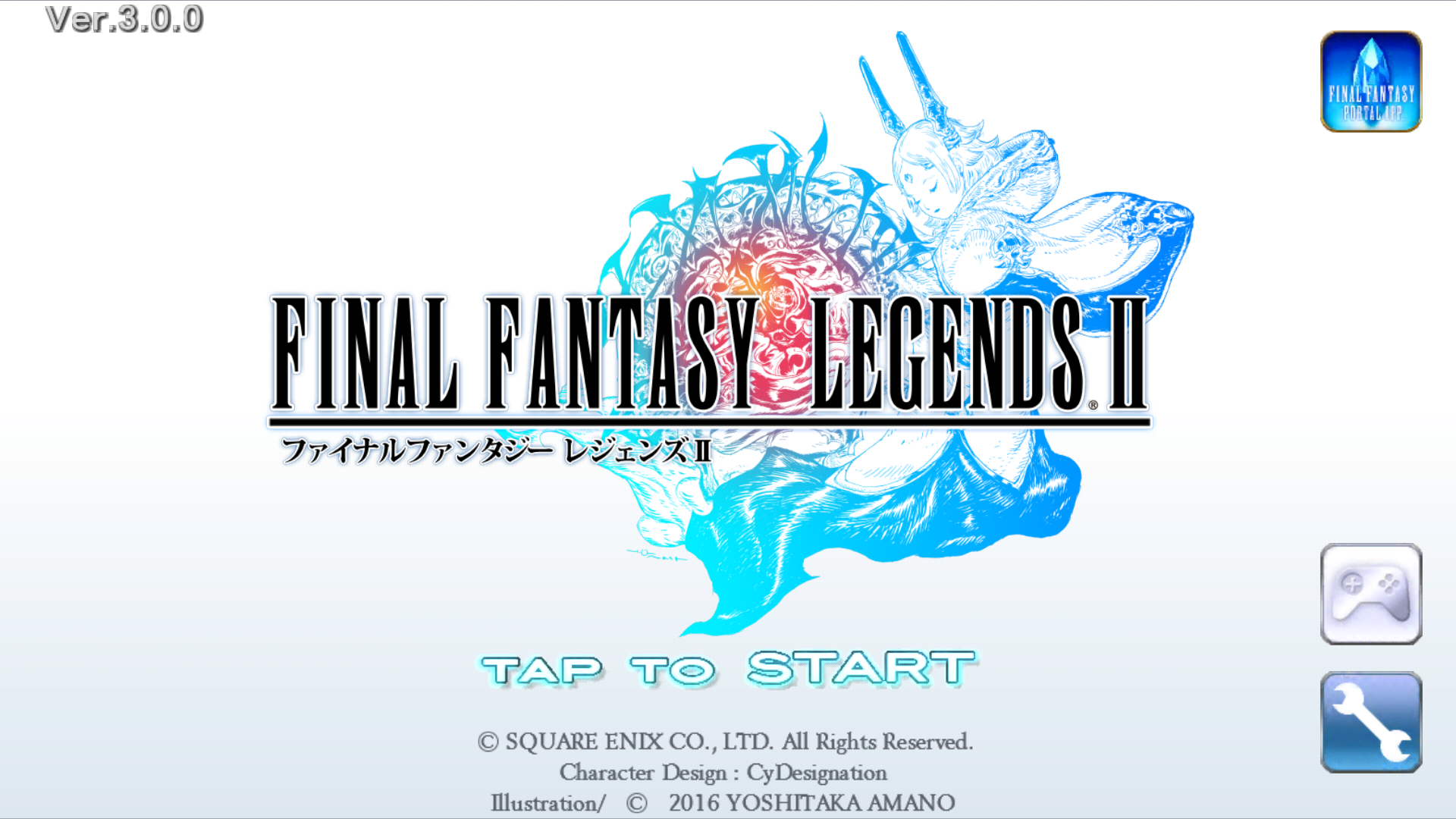 androidアプリ FINAL FANTASY LEGENDS II(FFレジェンズⅡ)攻略スクリーンショット1