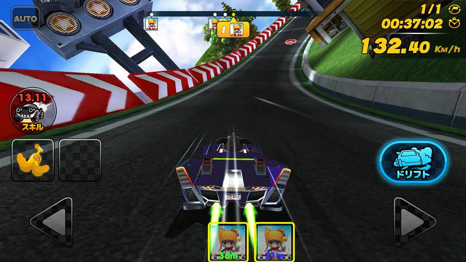 カートバトル(Kart Battle) androidアプリスクリーンショット1