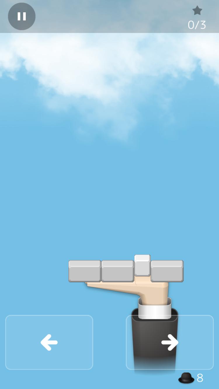 androidアプリ TENOSEL+(テノセル)攻略スクリーンショット5