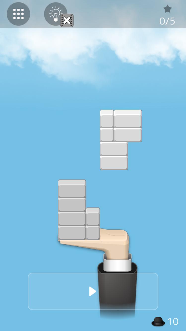 androidアプリ TENOSEL+(テノセル)攻略スクリーンショット6