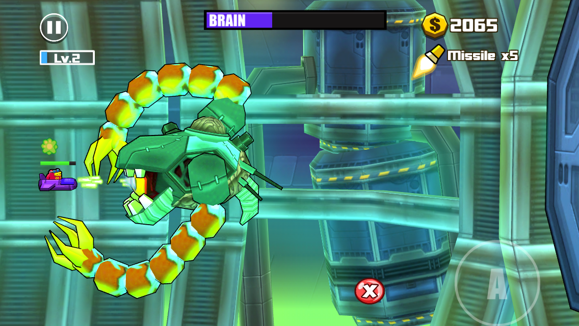 Toon Shooters 2: The Freelancers androidアプリスクリーンショット3