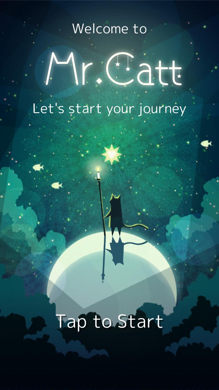 androidアプリ ミスターキャット(Mr. Catt)攻略スクリーンショット1