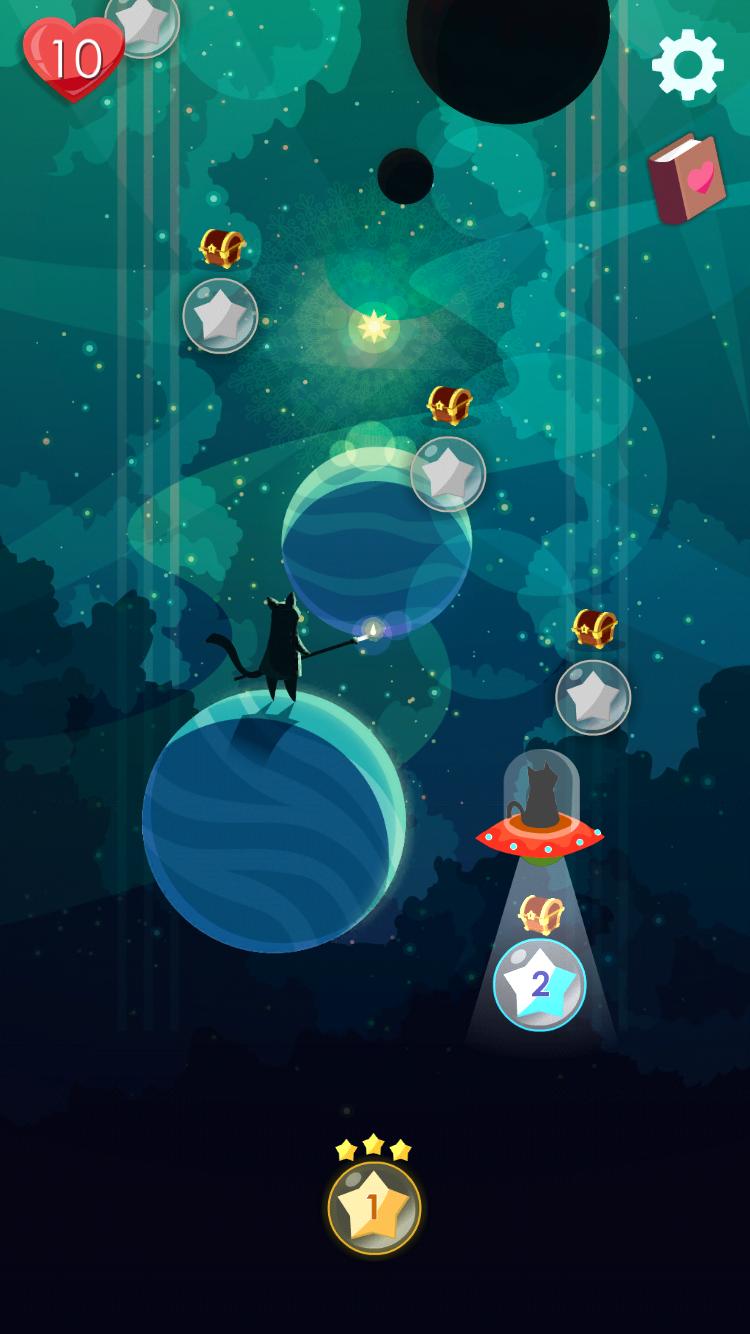 androidアプリ ミスターキャット(Mr. Catt)攻略スクリーンショット2