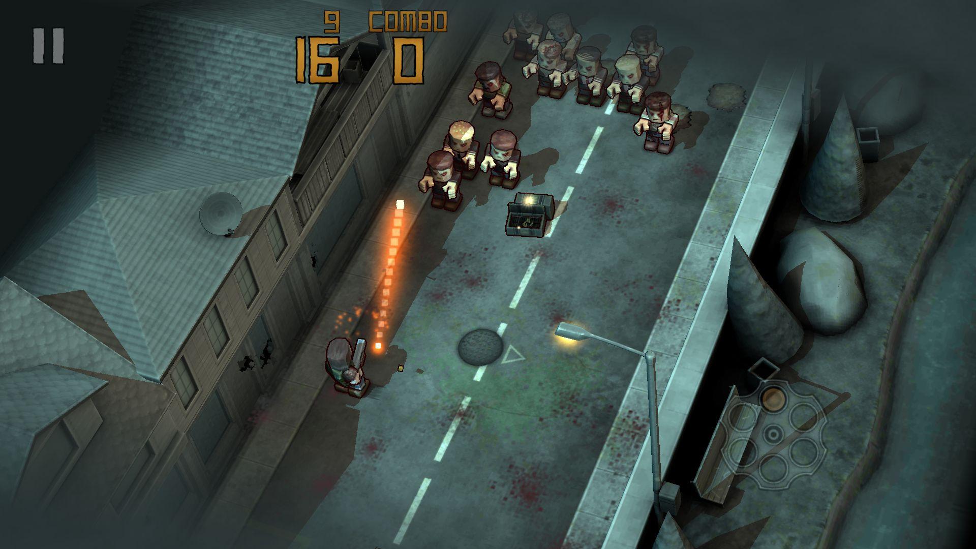 アウトブレイクアウト(outbreakout) androidアプリスクリーンショット1