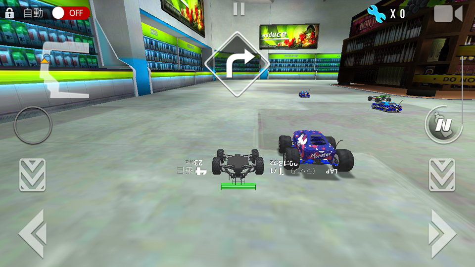 androidアプリ Re-Volt3攻略スクリーンショット8