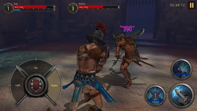 Stormborne : Infinity Arena androidアプリスクリーンショット1