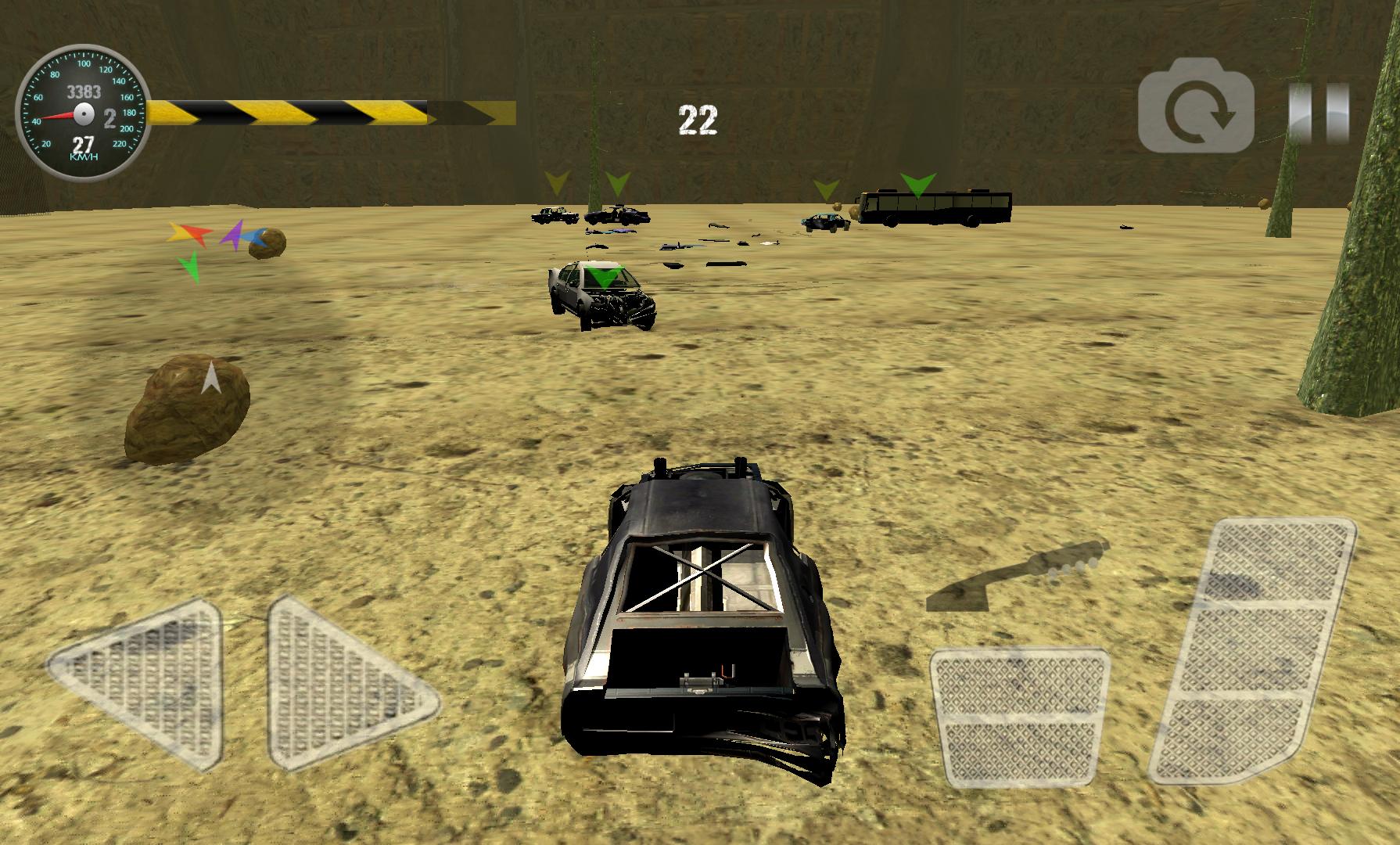 Derby Destruction Simulator androidアプリスクリーンショット1