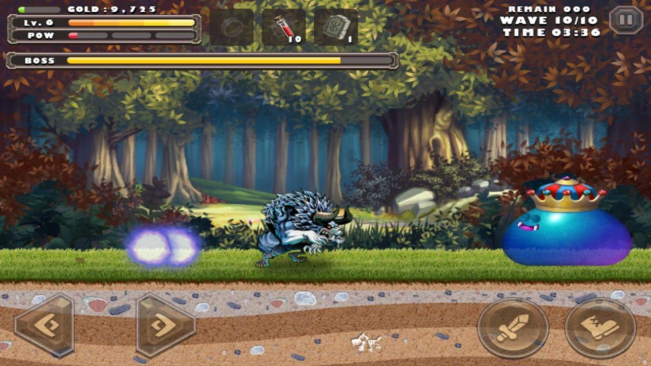 キャッスル オブ ブーン(Castle of Burn) androidアプリスクリーンショット1