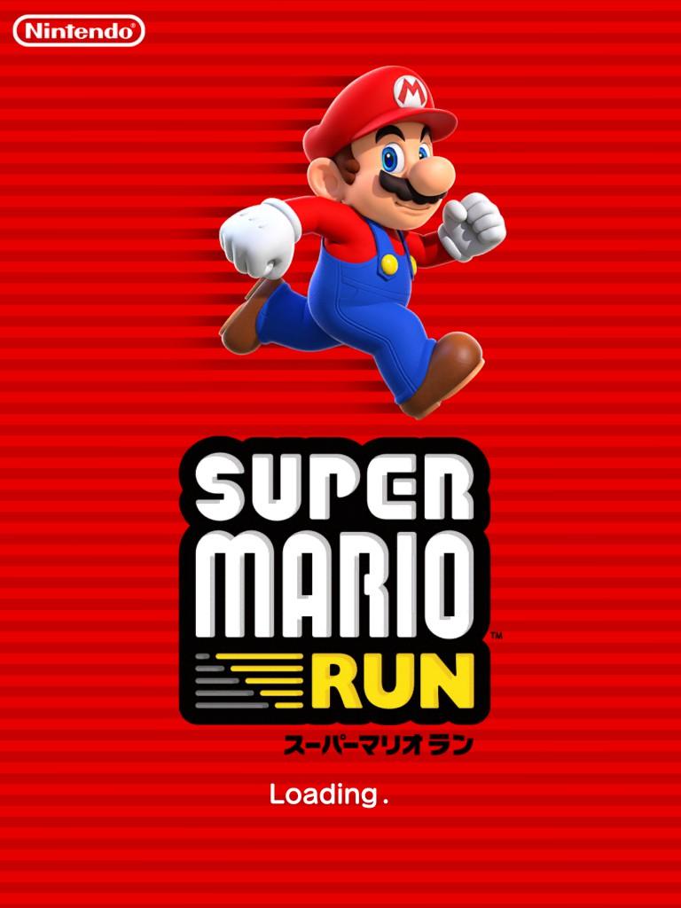 androidアプリ スーパーマリオラン(Super Mario Run)攻略スクリーンショット1
