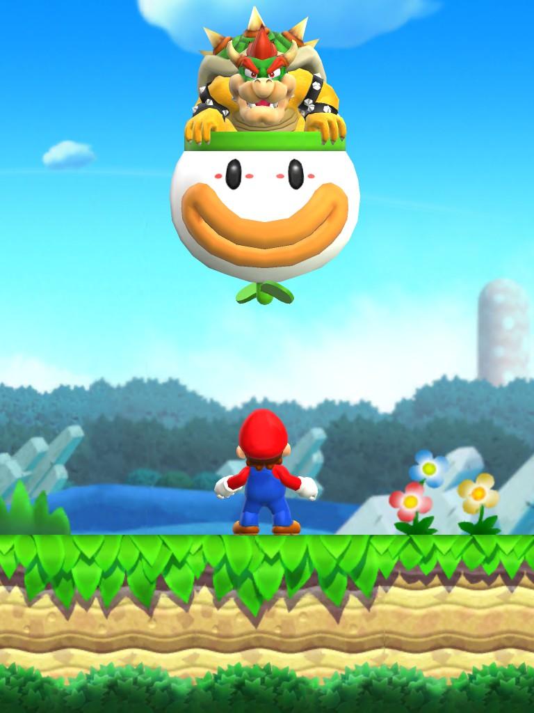 androidアプリ スーパーマリオラン(Super Mario Run)攻略スクリーンショット2