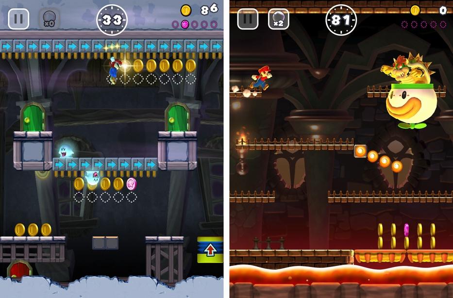 スーパーマリオラン(Super Mario Run) androidアプリスクリーンショット2